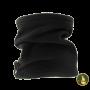 Headover/Hals Svart Fleece