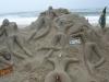 Sand: Nakne jenter
