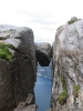 Naturlig fjellbro